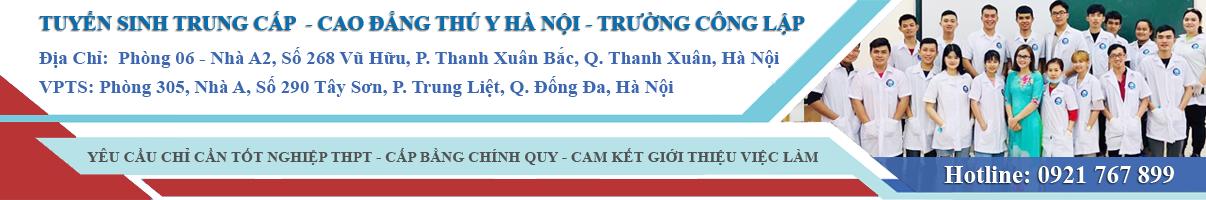 Cao đẳng thú y Hà Nội